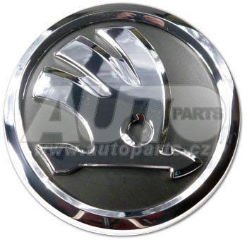 Эмблема передняя Skoda Сitigo  2012-
