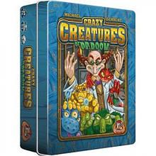 Настольная игра Crazy Creatures of Dr. Doom (Сумасшедшие существа доктора Дума)