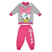 """Теплый костюм для девочки """"Disney"""", на 3-4 года"""
