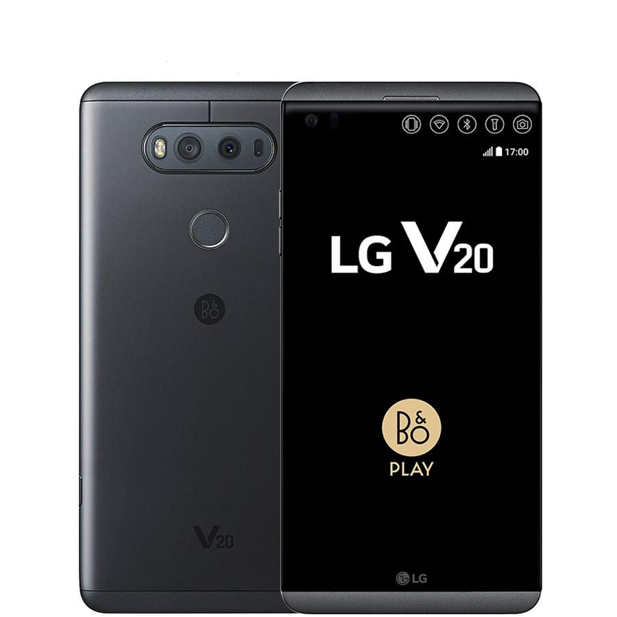 Смартфон LG V20 H910 Black 4/64gb Qualcomm Snapdragon 820 3200 мАч