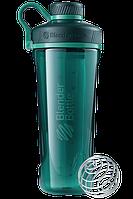 Cпортивный шейкер BlenderBottle Radian 940ml, цвет зеленый