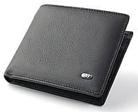 Мужской кожаный кошелек портмоне ST натуральная кожа, фото 1
