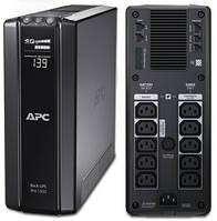 Джерело безперебійного живлення APC Back-UPS Pro 1500VA (BR1500GI)