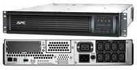 Джерело безперебійного живлення APC Smart-UPS RM 2200VA 2U LCD (SMT2200RMI2U)