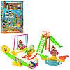 Детский игровой набор Октонавты ZY-708 OC, детская площадка, фигурка 4шт, 6,5см/