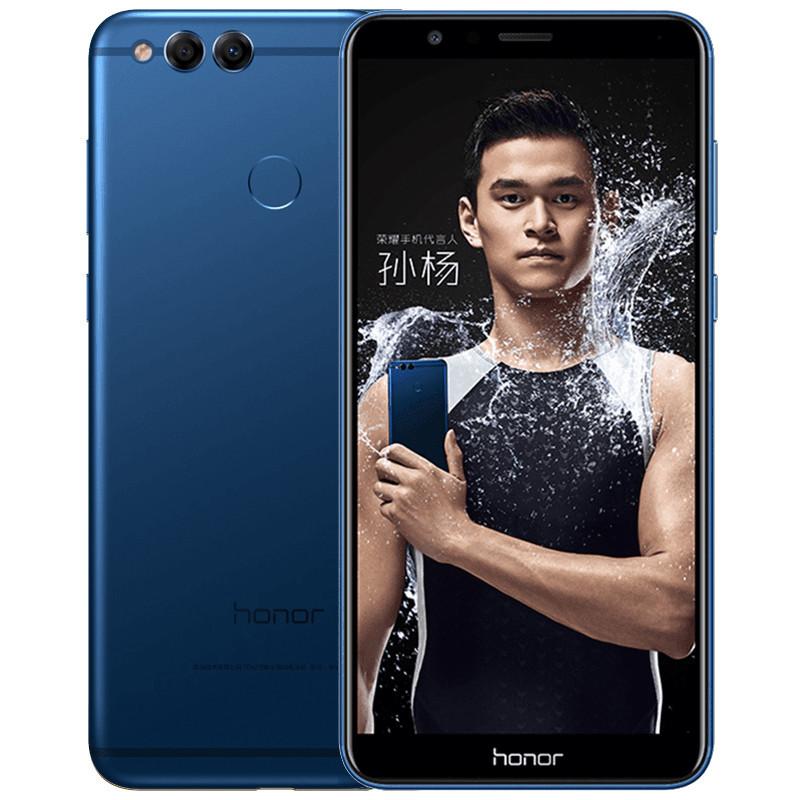 Смартфон Huawei Honor 7X 4Gb 128Gb