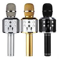 Микрофон + караоке Bluetooth k51
