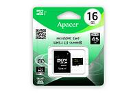 Карта памяти Apacer microSD 16GB сlass10
