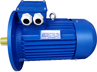 Электродвигатель  АИР132М6 7,5кВт 1000об/мин 380V фланец исполнение IM 3081