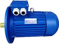 Электродвигатель  АИР160S8 7,5кВт 750об/мин 380V фланец исполнение IM 3081