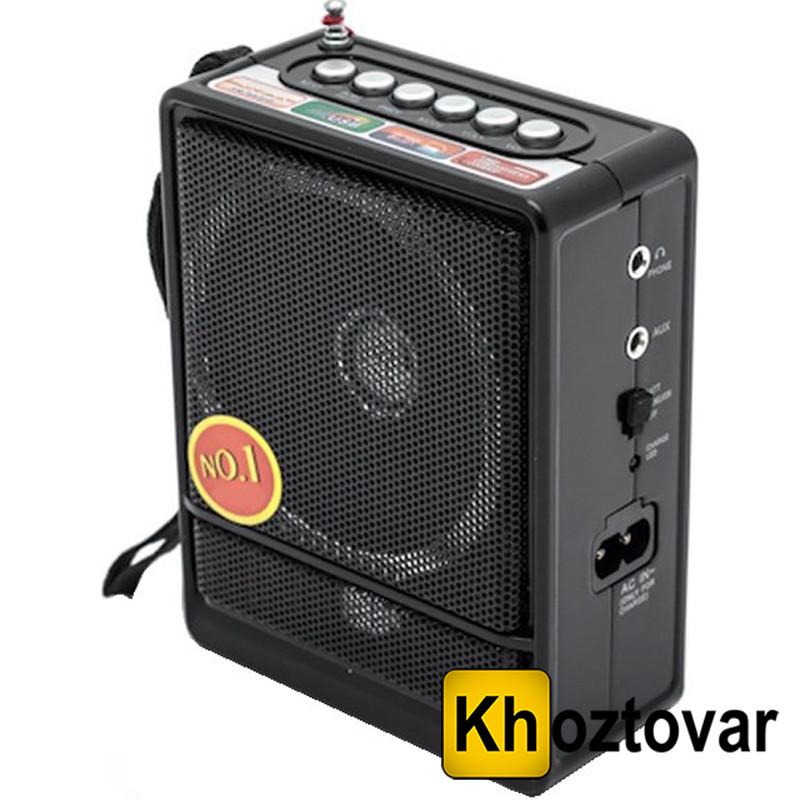 Радиоприемник NNS NS-018U USB SD Player