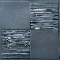 """Пластикова форма для виготовлення 3d панелей """"Прованс"""" 50 * 50 (форма для 3д панелей з абс пластика), фото 1"""