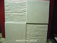 """Пластиковая форма для изготовления 3d панелей """"Прованс"""" 50*50 (форма для 3д панелей из абс пластика)"""