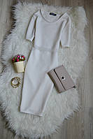 Короткое платье с сеточкой на талии Missguided
