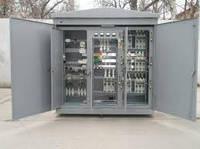 Монтаж трансформаторных подстанций