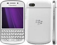 Мобильный телефон BlackBerry Q10 White 2/16gb Qualcomm Snapdragon MSM8960  2100 мАч