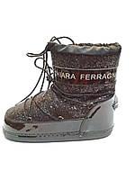 Черные луноходы Chiara Ferragni