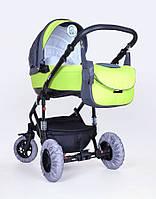 0336 Чехлы на колеса коляски Baby Breeze 0336