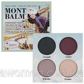 Тени tBalm Mont Balm (4 цвета)