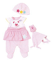 Набор одежды для куклы BABY BORN -  МИЛАЯ КРОХА***
