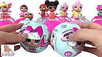 Кукла-сюрприз LOL, Кукла-шарик, Cюрприз кукла в яйце, игрушка сюрприз