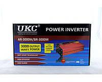 Преобразователь AC/DC AR 3000W (c функции плавного пуска преобразователя), автомобильный преобразователь UKC