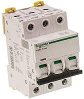 Автоматический выключатель Schneider Electric iC60N 3P 16A хар-ка C 6кА A9F79316