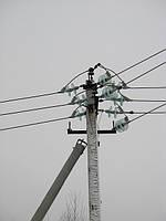 Монтаж воздушных линий электропередач