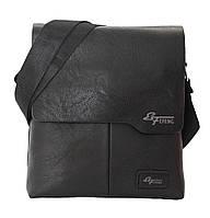 Деловая сумка для мужчин черная