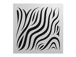Акустична панель Ecosound Chimera white 50х50 см Колір білий