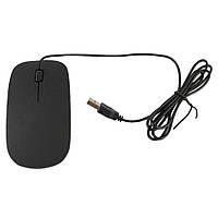 Мышка MOUSE LOGO 1200, Компьютерная мышка, проводная мышь, мышка для ноутбука, оптическая мышка для ПК