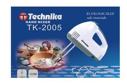 Миксер ручной Technika TK-2005, фото 2