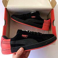 Мужские кроссовки Puma Suede (41, 42, 43, 44, 45 размеры)