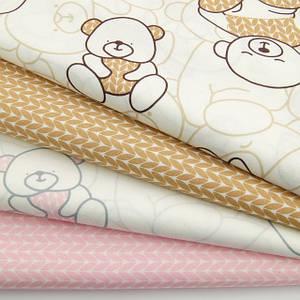 Хлопковые ткани с принтом