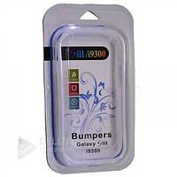 Бампер Samsung S3 i9300 GB7-GB9, пластиковый бампер для телефона