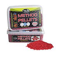 Метод пеллетс Method Pellets Carp Zone Strawberries (Клубника) 600g 2mm