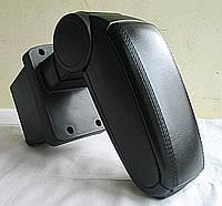 Kia Cerato / Forte подлокотник ASP черный виниловый