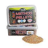 Метод пеллетс Method Pellets Carp Zone Vanilla (Ваниль) 600g 2mm