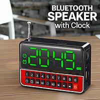 Портативная Bluetooth колонка Wster WS-1513BT