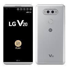 Смартфон LG V20 H910 White 4/64gb Qualcomm Snapdragon 820 3200 маг