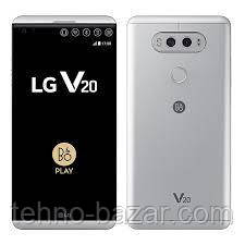 Смартфон LG V20 H910 White 4/64gb Qualcomm Snapdragon 820 3200 мАч