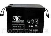 Аккумулятор BATTERY GEL 12V 200A UKC, гелевый аккумулятор