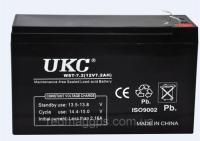 Аккумулятор BATTERY 12V 12A UKC, гелевый аккумулятор, батарея
