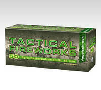 Пиротехника Tactical Fireworks производят в Германии на заводе UMAREX фейерверки