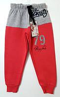 Штаны спортивные на байке для девочки (116-134 см)