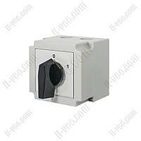 Кулачковый переключатель 4G16-10-PK Apator