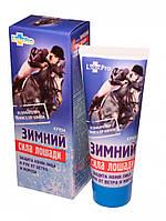 Сила лошади Крем зимний для защиты кожи лица и рук 75 мл Leko Pro