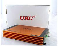 Усилитель мощности звука CAR AMP P4800.4, 2х500W, стерео – 2-8 omh, моно – 4-8 omh, подключение RCA, усилитель звука в машину