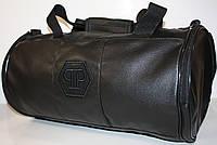 Городская дорожная сумка Philipp Plein экокожа