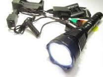 Подствольный фонарь Police BL-Q2800-XM-T6 158000 W